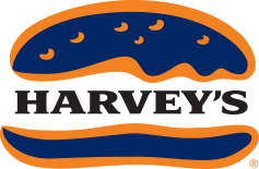 Logo Harvey's